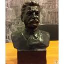 Бюст Иосиф Виссарионовича Сталина