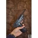 Cамозарядный пистолет Walther P38 (Вальтер П38)
