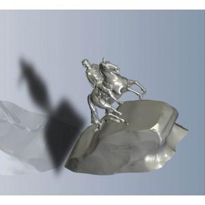 """3D модель """"Петр I (Медный всадник)"""""""